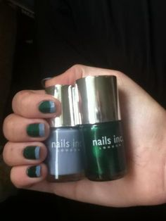 Nails inc competition entry from Emma Ratheram from facebook