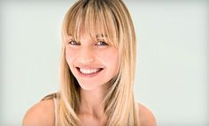 Groupon - Haircut and Style with Option of Highlights from Louis Morgan at Salon Ventures (Up to 53% Off) in Kettering. Groupon deal price: $19.00