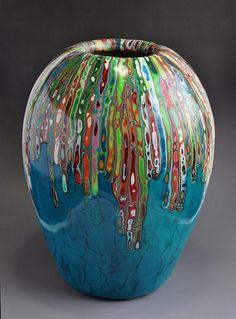 polymer clay vase   Flickr - Photo Sharing!