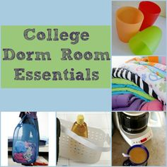 College Dorm Room Essentials for a Home away from Home