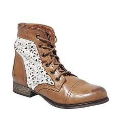 Free Shipping - Steve Madden Thundr-C Womens Ankle Boots