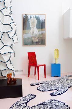 'très jolie' by françois azambourg  - moustache collection at maison et objet 2013 - designboom | architecture & design magazine