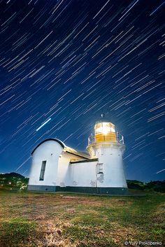 Port Macquarie Lighthouse, New South Wales, AU. Photo by Yury Prokopenko