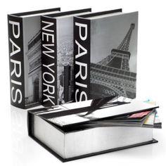 Destination Boxes - New York & Paris Set of 4  #zgallerie
