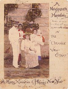 1892 Christmas Card with Photo of Tolkien Family - Wikipedia, the free encyclopedia