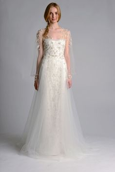 Ambiance~Distinctive Weddigns & Events A Delicate Overlay for an exquisite gown~ www.MaryannJudy.com (410) 819-0046