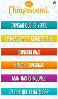 Chingosound, la #app de @ElChingonario.