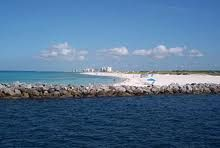 Shell Island  Panama City Beach, FL