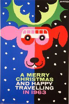 graphic design, xmas, vintage, christma poster, bromfield christmasrecip, christma graphicsd, blog, travel posters, christma travel