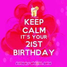 #21st #BirthdayWishes