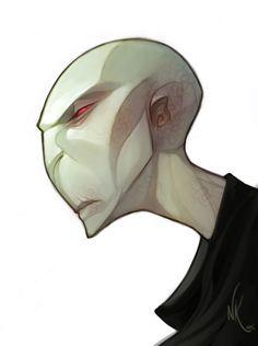 Nicholas Kole : Voldemort