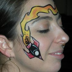 Face painting! on Pinterest | Face Paintings, Body ...