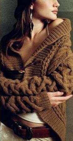 Cozy sweater (Ralph Lauren)