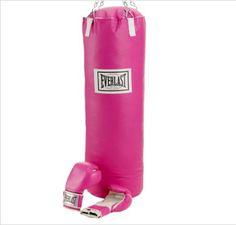 Everlast Hope Pink Heavy Bag