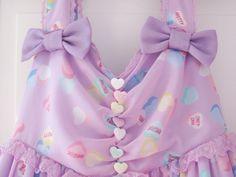 Sweet Lolita #kawaii #pastels #lolitafashion
