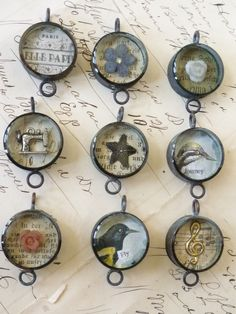 jewelri link, reinvent object, bead, bezel work, artisan jewelri, crafti sewingjewelri, cuff diy, jewelri diy, resin bezel