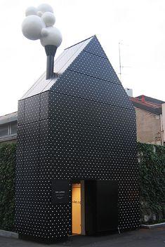 Dollhouse by Nika Zupanc #modern #design #architecture