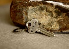 The Journey Key (Key-chain) for him! A great idea for Fathers Day or Graduation gifts!  Read the full story @ www.thejourneykey.etsy.com