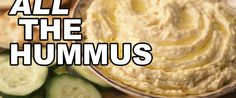 All hail the mighty #hummus