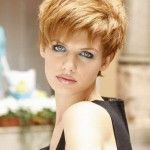 short hairstyles 2014 thick hair