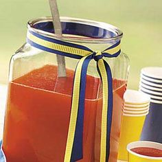 Graduation Punch Recipe