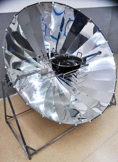 Very design Solar Cooking