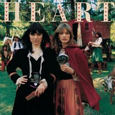 Ann and Nancy Wilson from Heart