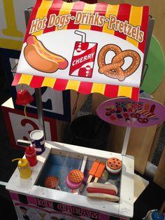 Melissa & Doug Snacks and Sweets Food Cart