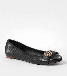 Elina Ballet Flat | Womens Flats | ToryBurch.com