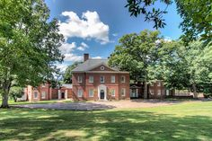 Bunny Mellon's sprawling 2,000-acre Oak Spring Farm in Virginia is up for sale