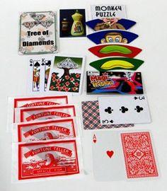 Secret Santa Grab Bag Fun Pack from MagicTricks.com