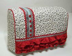 cute sewing machine cover!