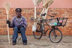 Bicycle Portraits: Stan Engelbrecht und Nic Grobler erforschen Südafrikas Fahrradkultur || South Africa