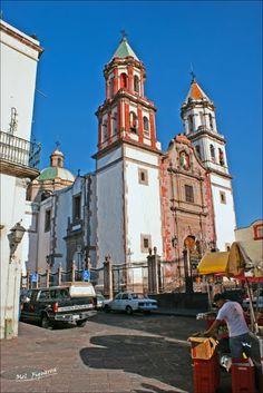 Santiago de Querétaro templo de la Congregación, Querétaro, Mèxic