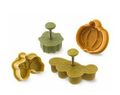 Fall Harvest Piecrust Cutters, Set of 4 #williamssonoma