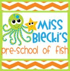 Miss Blecki's Pre-School of Fish: High Scope Curriculum