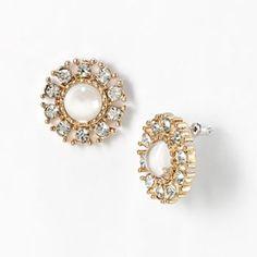 Simply Vera Vera Wang Flower Stud Earrings #kohls