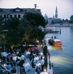 Hotel Cipriani  See Venice and die..? Not quite…