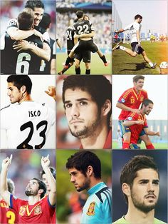 Real Madrid Isco!