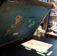 Workshop: Learn Screen Printing at Harbourfront Centre