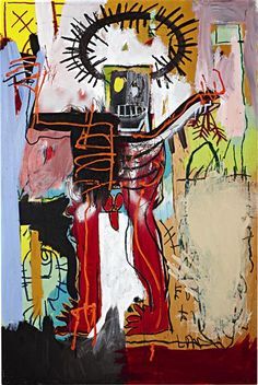 JEAN-MICHEL BASQUIAT, Untitled, 1981, from THE COLLECTION OF ROBERT LEHRMAN.