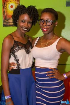 Keyenna big chopped and is feeling awesome - learn how to grow your hair longer click here blackhair.cc/1jSY2ux