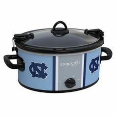 North Carolina Tar Heels Collegiate Crock-Pot® Cook