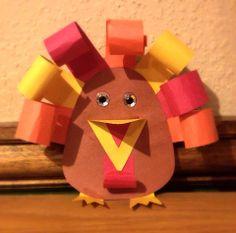 Turkey craft for kids