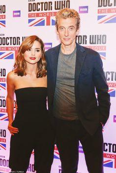 Jenna and Peter