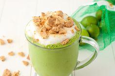 Key Lime Pie Green Smoothies