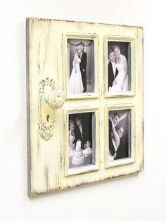 shabby chic door frame
