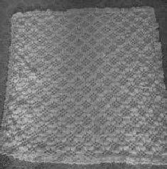 Ravelry: Christening Set (crochet) #90073AD Blanket