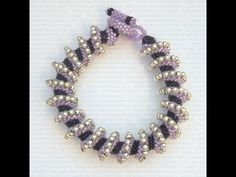 different videos to make beaded jewelry