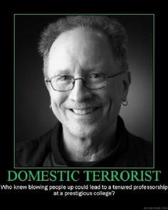 Bill Ayers to Students: 'America's Game Is Over… Another World Is Coming' | Conservative Byte http://shar.es/2vAGc